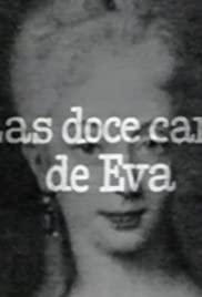 Las doce caras de Eva Poster