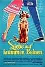 Liebe auf krummen Beinen (1959) Poster