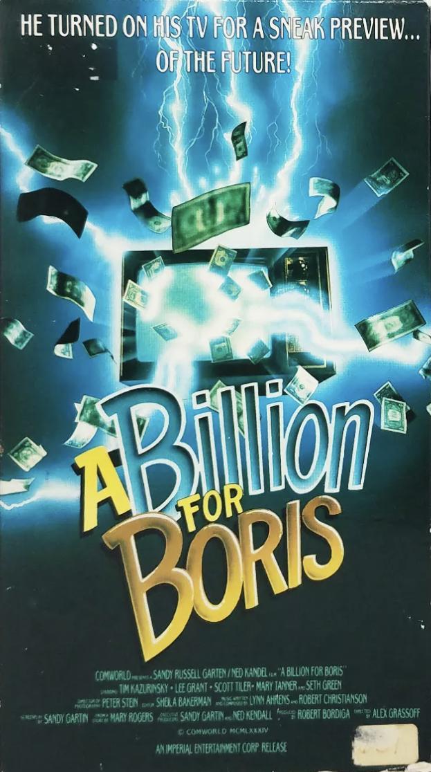 Billions for Boris (1984)