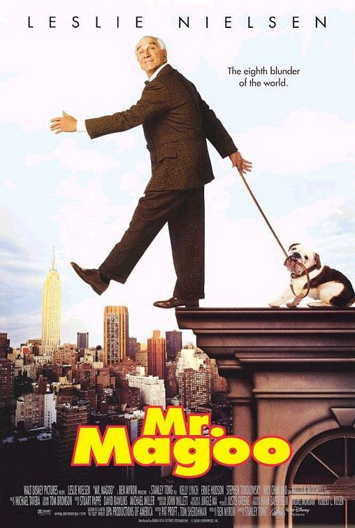 MISTERIS MAGU (1997) / MR. MAGOO