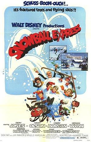 Where to stream Snowball Express