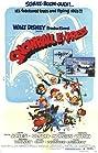 Snowball Express (1972) Poster