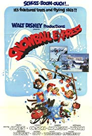 Snowball Express(1972) Poster - Movie Forum, Cast, Reviews