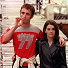 Shirley Henderson and Joe McFadden in Bumping the Odds (1997)