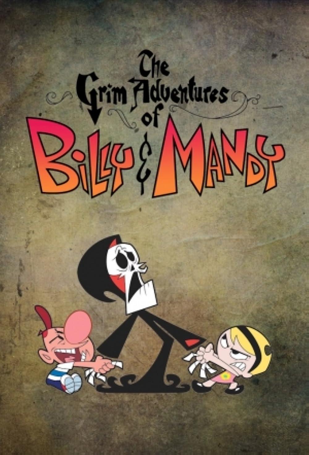 Billy & Mandy IMDb Amazon Image