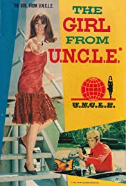The Girl from U.N.C.L.E. Poster
