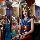 Linda Cristal in Le legioni di Cleopatra (1959)