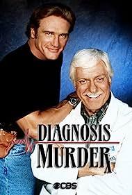 Dick Van Dyke and Barry Van Dyke in Diagnosis Murder (1993)