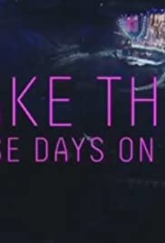 Take That: These Days on Tour Poster