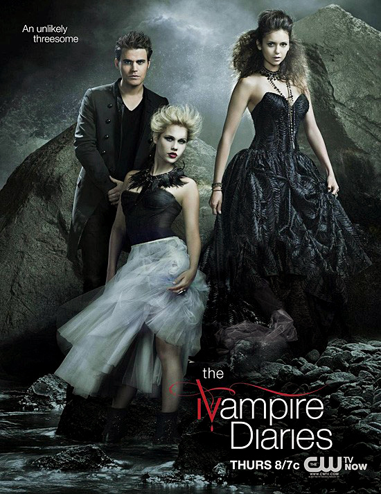 The Vampire Diaries S5 (2014) Subtitle Indonesia