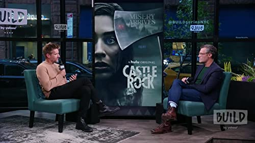 "BUILD: Paul Sparks Describes Stephen King's ""Castle Rock"" as ""Just a Little Off"""