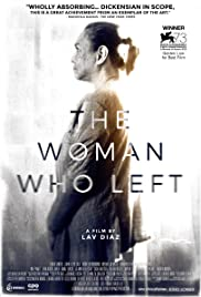 The Woman Who Left Poster