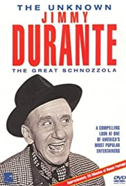 Jimmy Durante: The Great Schnozzola Poster