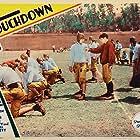 Nathan Barragar, Morley Drury, Howard Jones, Jack Oakie, Jim Thorpe, and Marger Aspit in Touchdown! (1931)