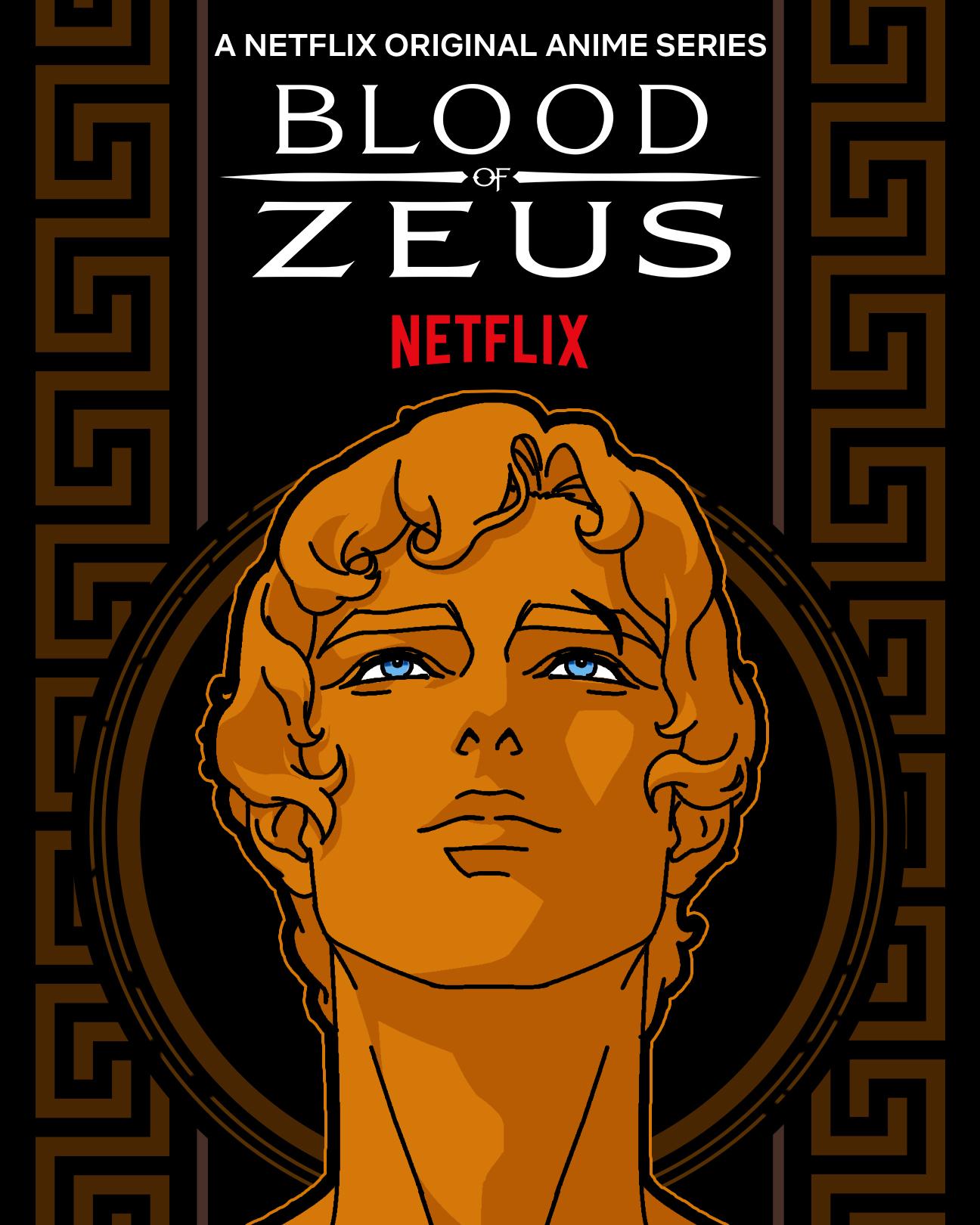 Blood of Zeus (Season 1) Dual Audio [Hindi Dub (5.1 DD) + Japanese ] Web-DL 720p