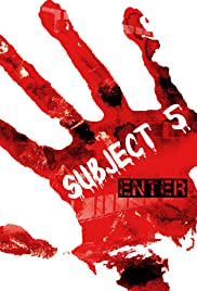 Subject 5 Poster