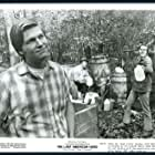 Jeff Bridges, Gary Busey, and Art Lund in The Last American Hero (1973)