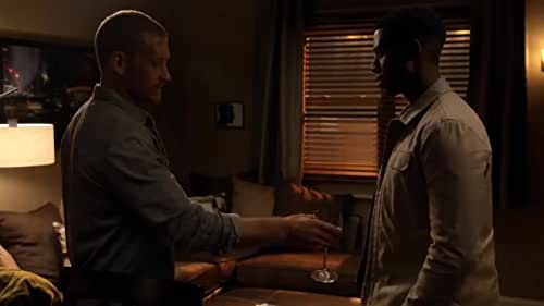TYLER PERRY'S THE HAVES AND THE HAVE NOTS: Jeffery Finally Visits Justin'e Home