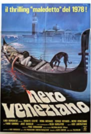 Nero veneziano Poster