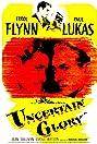 Uncertain Glory (1944) Poster