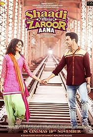 Shaadi Mein Zaroor Aana (2017) Poster - Movie Forum, Cast, Reviews