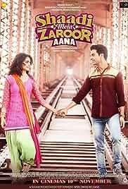 Watch Movie Shaadi Mein Zaroor Aana (2017)