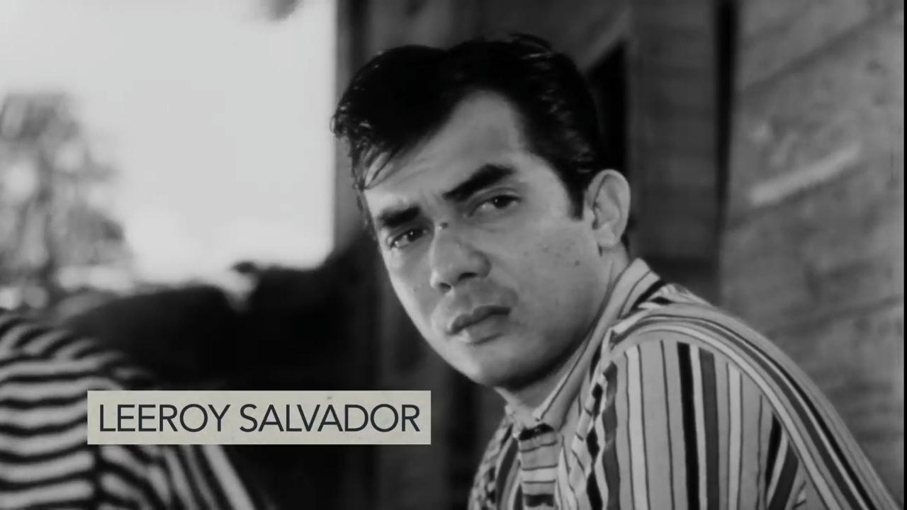 Leroy Salvador in Malvarosa (1958)
