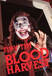 Blood Harvest (1987) Poster - Movie Forum, Cast, Reviews