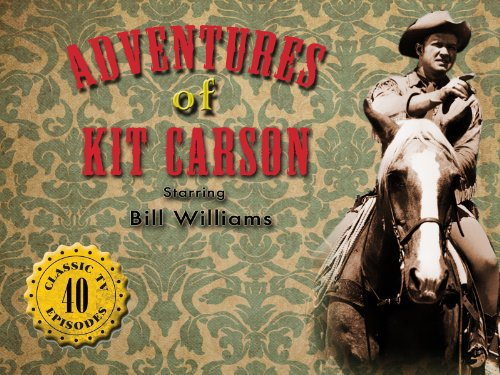 Image result for bill williams as kit carson