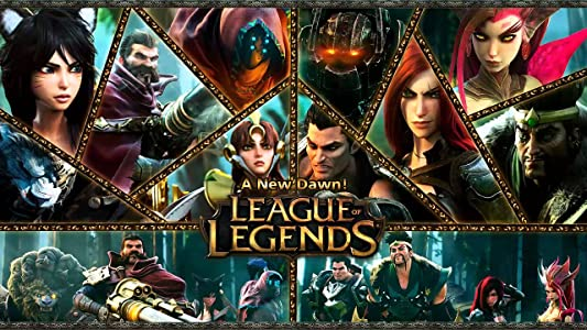 HD downloads movies League of Legends: A New Dawn [720