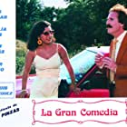 Juan Pinzás and Pilar Sueiro in La gran comedia (1988)