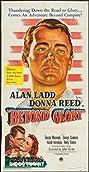 Beyond Glory (1948) Poster