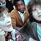 Peter Denyer, Brinsley Forde, and Liz Gebhardt in Please Sir! (1971)