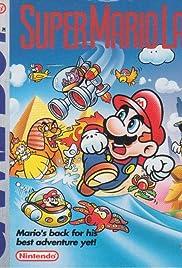 Sûpâ Mario Rando Poster