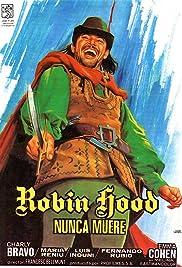 Robin Hood nunca muere Poster