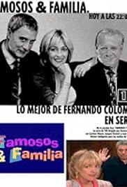 Famosos y familia Poster