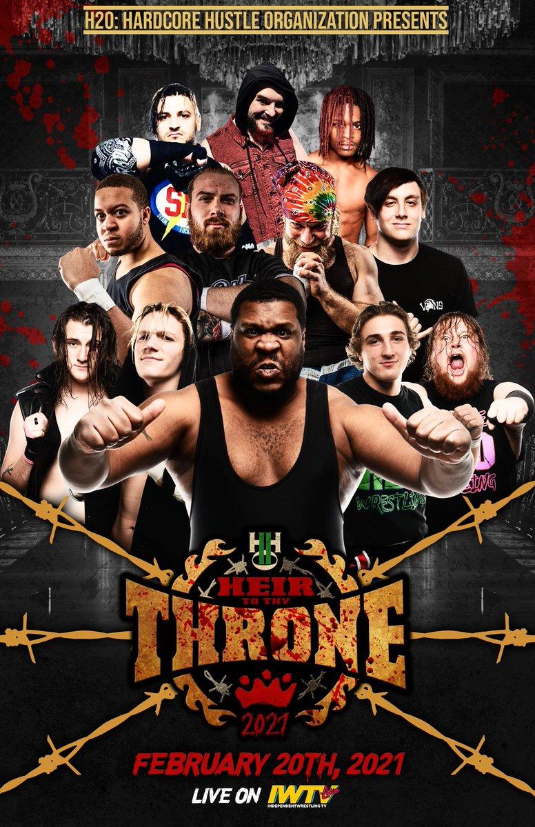 H20: Heir to Thy Throne (2021) - IMDb