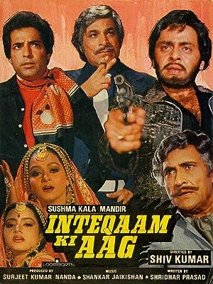 Inteqam Ki Aag movie, song and  lyrics