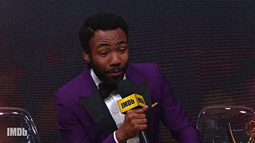 Twice Is Nice for Emmy Winner Donald Glover