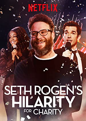 Seth Rogen's Hilarity for Charity Poster