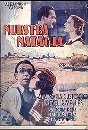 Nuestra Natacha Poster