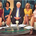 Melissa Francis, Newt Gingrich, Harris Faulkner, Andrea Tantaros, and Sandra Smith in Outnumbered (2014)