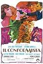 The Conformist (1970) Poster