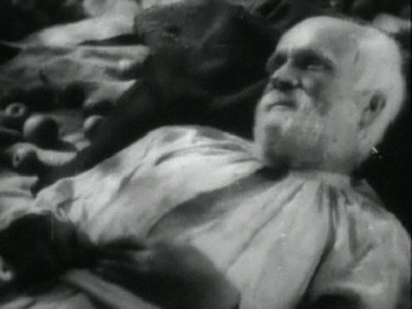 Nikolai Nademsky in Zemlya (1930)