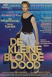 De kleine blonde dood Poster