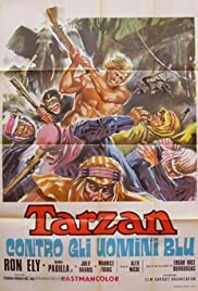 Tarzan and the Four O'Clock Army Poster