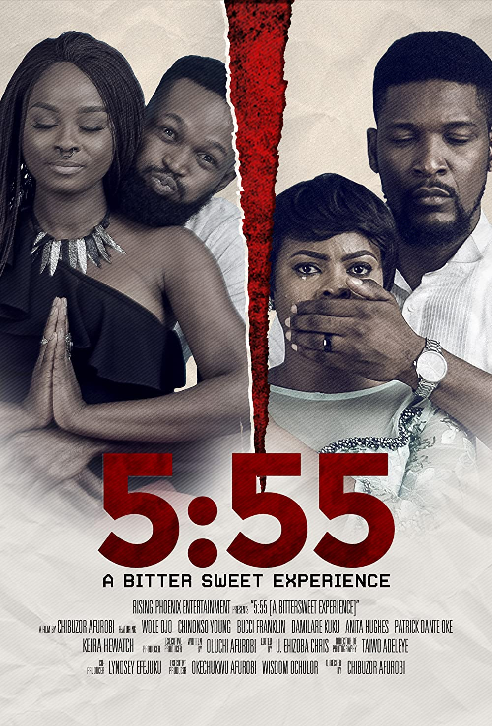 Five Fifty Five 555 2021 English 720p HDRip ESubs 800MB Download