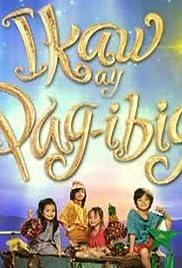 Ikaw ay pag-ibig Poster