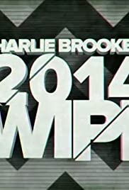 Charlie Brooker's 2014 Wipe Poster