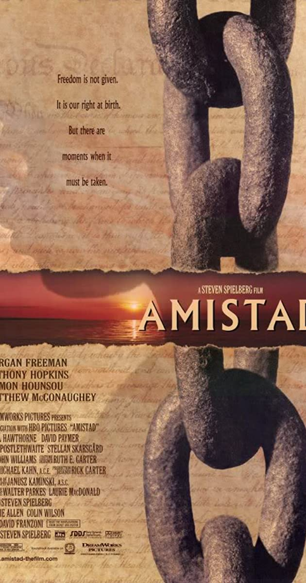 Play or Watch Movies for free Amistad (1997)